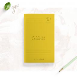 5 year diary / January-March