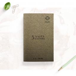 5 year diary / April-June